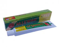 Зубная паста с Мисваком