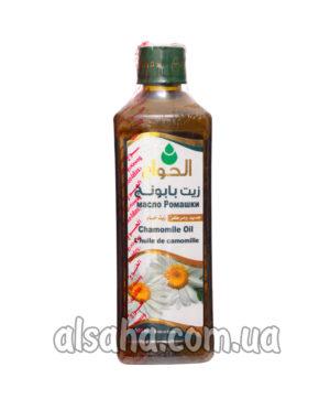 Масло Ромашки 500 мл из Египта El Hawag