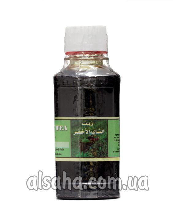Масло зеленого Чая 125 мл Аль Хавадж