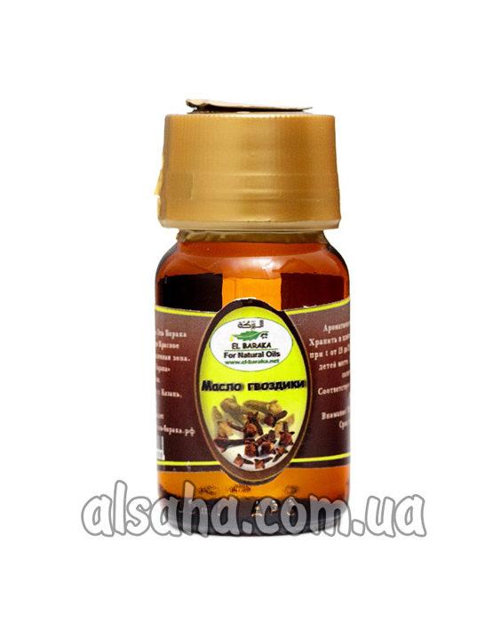 масло гвоздики ароматическое 30 мл