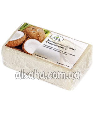 мыло с кокосовым маслом из Египта