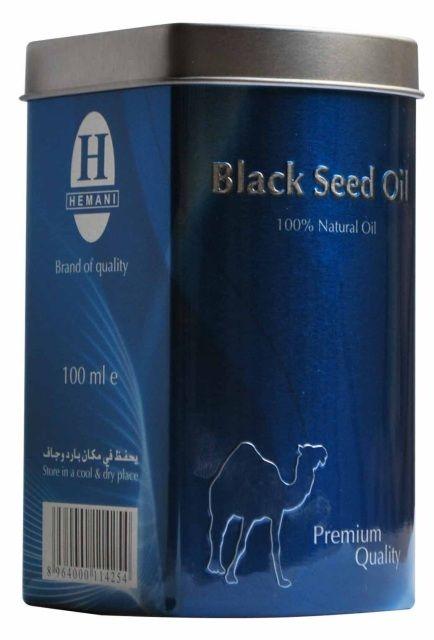 масло черного тмина hemani premium