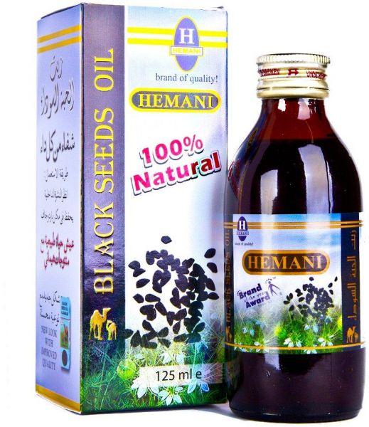 Масло Тмина Хемани hemani black seed
