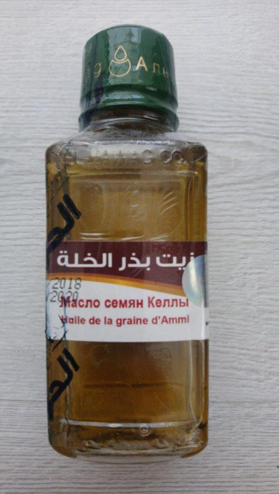 масло зубной амми 125 мл из Египта