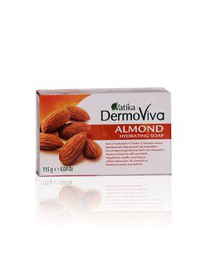 Мыло с Миндалем Купить мыло DermoViva Hydrating Dabur