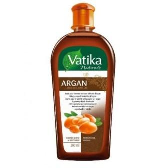 Масло для Волос с Арганой Vatika