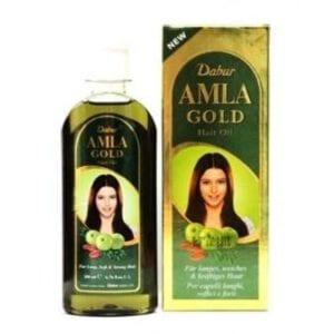 Масло для Волос с Dabur Gold