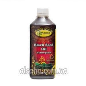 Масло Черного Тмина Эфиопское Премиум от Амана из Египта