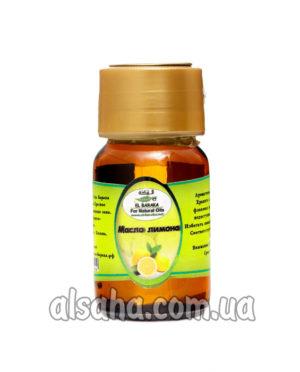 масло лимона ароматическое Аль Барака