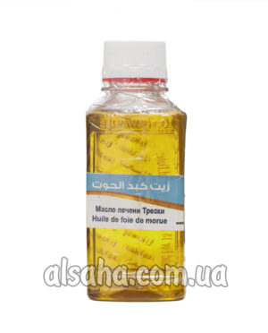 масло жира касатки 125 мл
