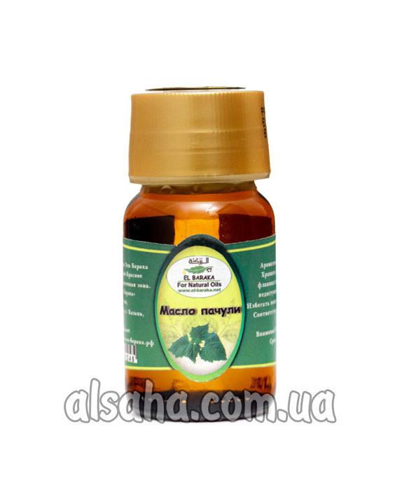 ароматическое масло пачули