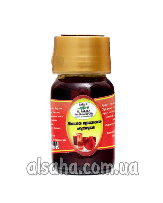 ароматическое масло красного мускуса
