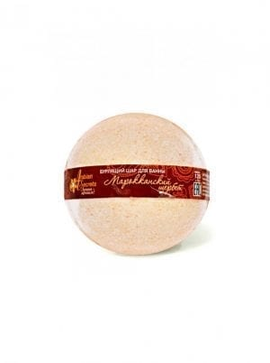Бурлящий шар для ванны Марроканский Щербет с черным тмином