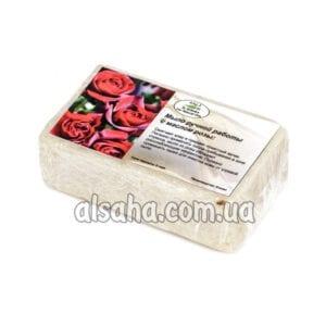 Мыло ручной работы с розой из Египта