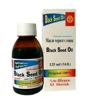 масло тмина аль шурук