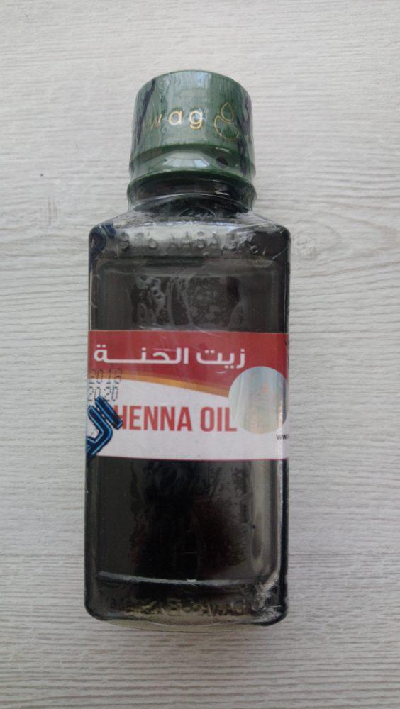 масло хны 125 мл из Египта