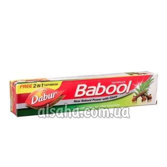 Зубная Паста с Акацией Dabur Babool