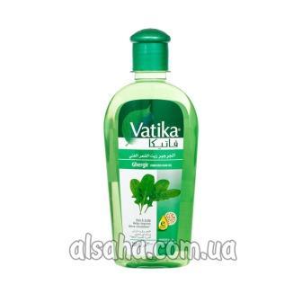 масло для волос с рукколой ghergir hair oil vatika