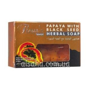 Hemani Papaya with Black Seed Herbal Soap