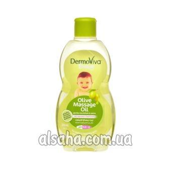 Масло Детское для Массажа Olive Massage Oil Dermoviva Baby