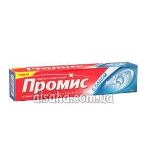 Зубная Паста с Содой, Фтором и Кальцием Promise