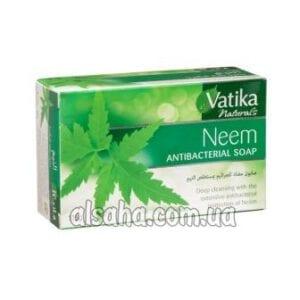 Антибактериальное мыло с корой ним Ватикаsoap_vatika_neem