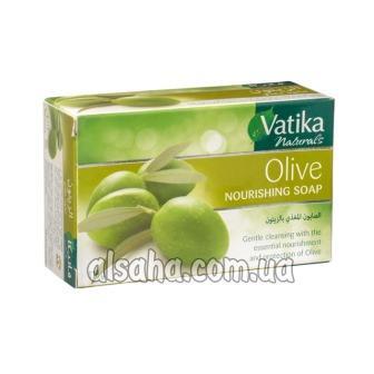 Оливковое мыло Ватика soap_vatika_olive