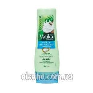 кондиционер для волос с кактусом vatika conditioner coconut