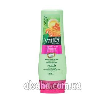 Кондиционер с медом и протеинами vatika conditioner honey