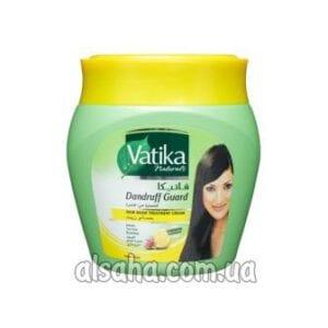 Маска для волос против перхоти vatika cream dandruff