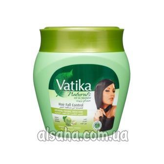 маска для волос с кактусом vatika cream fall